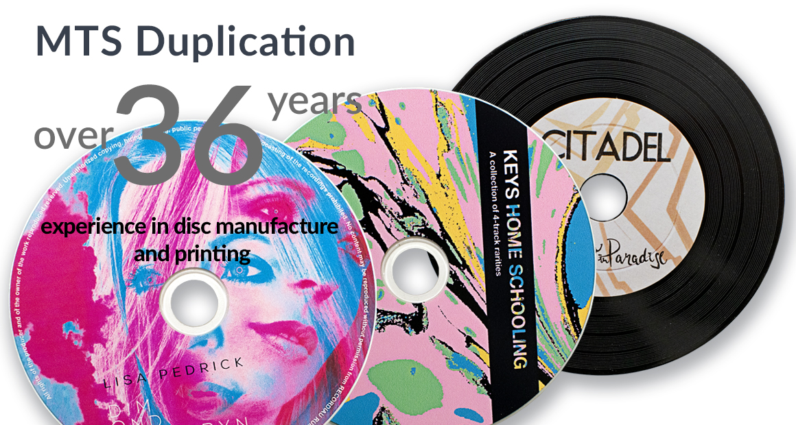 Welcome To MTS Duplication - Short Run CD and DVD Duplication